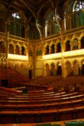 parlament interior