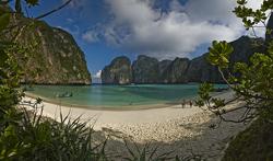 plaja exotica