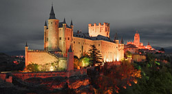 1. Alcázar de Segovia