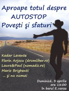 Eveniment autostop