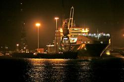 Noaptea pe vapor