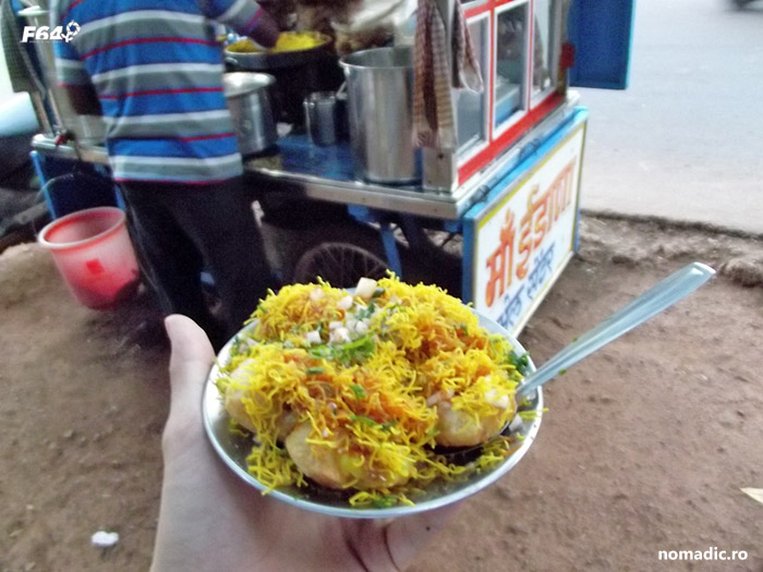 mancare de la food stall
