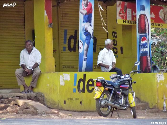 strada din Goa