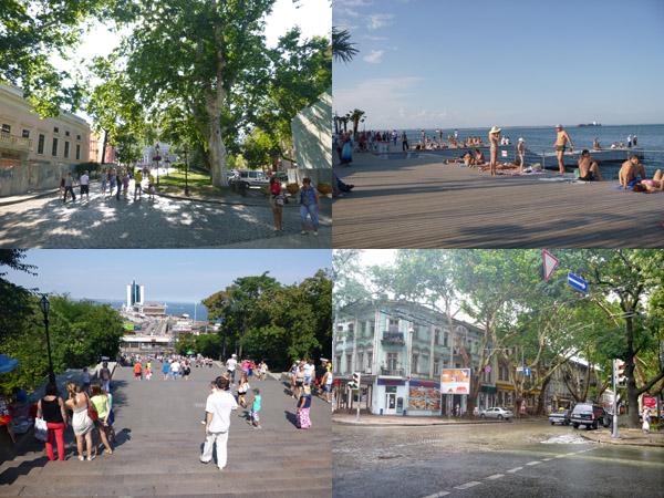 Ce sa vezi in Odessa