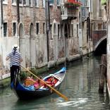 Cum să te dai cu gondola în Veneţia