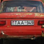 Povestea unui brazilian care călătorește cu o Lada veche prin Europa de Est. Și sfaturi.